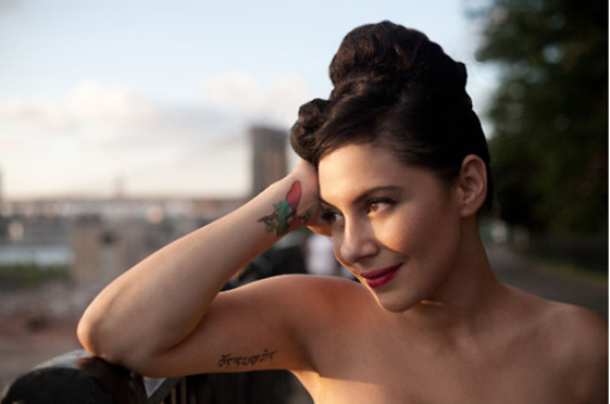 Eva Cortes - Ева Кортес в Кургане латиноамериканский джаз
