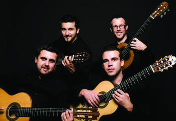 """ALTIC GUITAR QUARTET"" (Литва)"