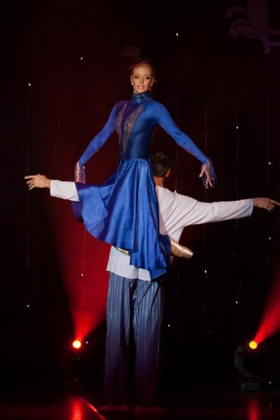 Шоу балет Анастасии Волочковой