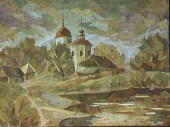 «Народная галерея» в Кургане