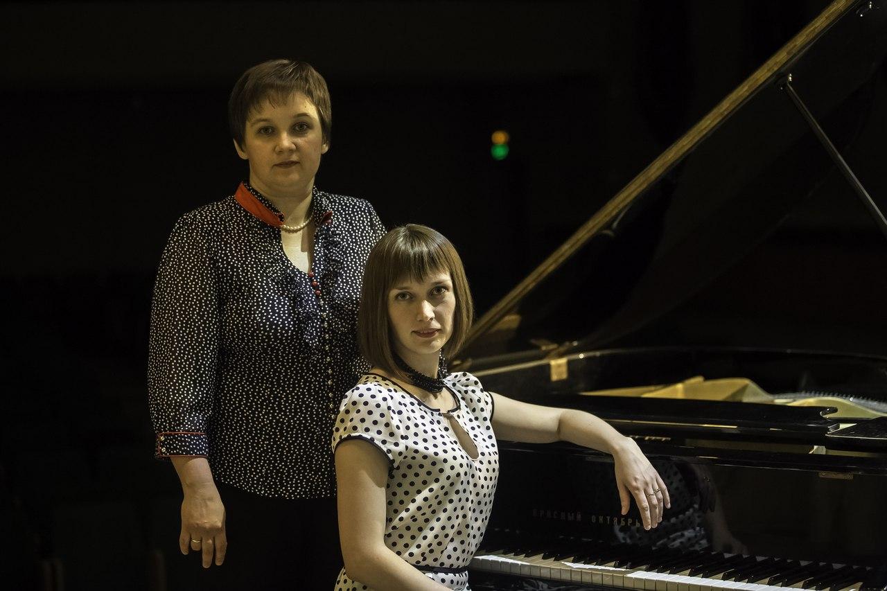 Михайленко Татьяна и Ольга, Курган