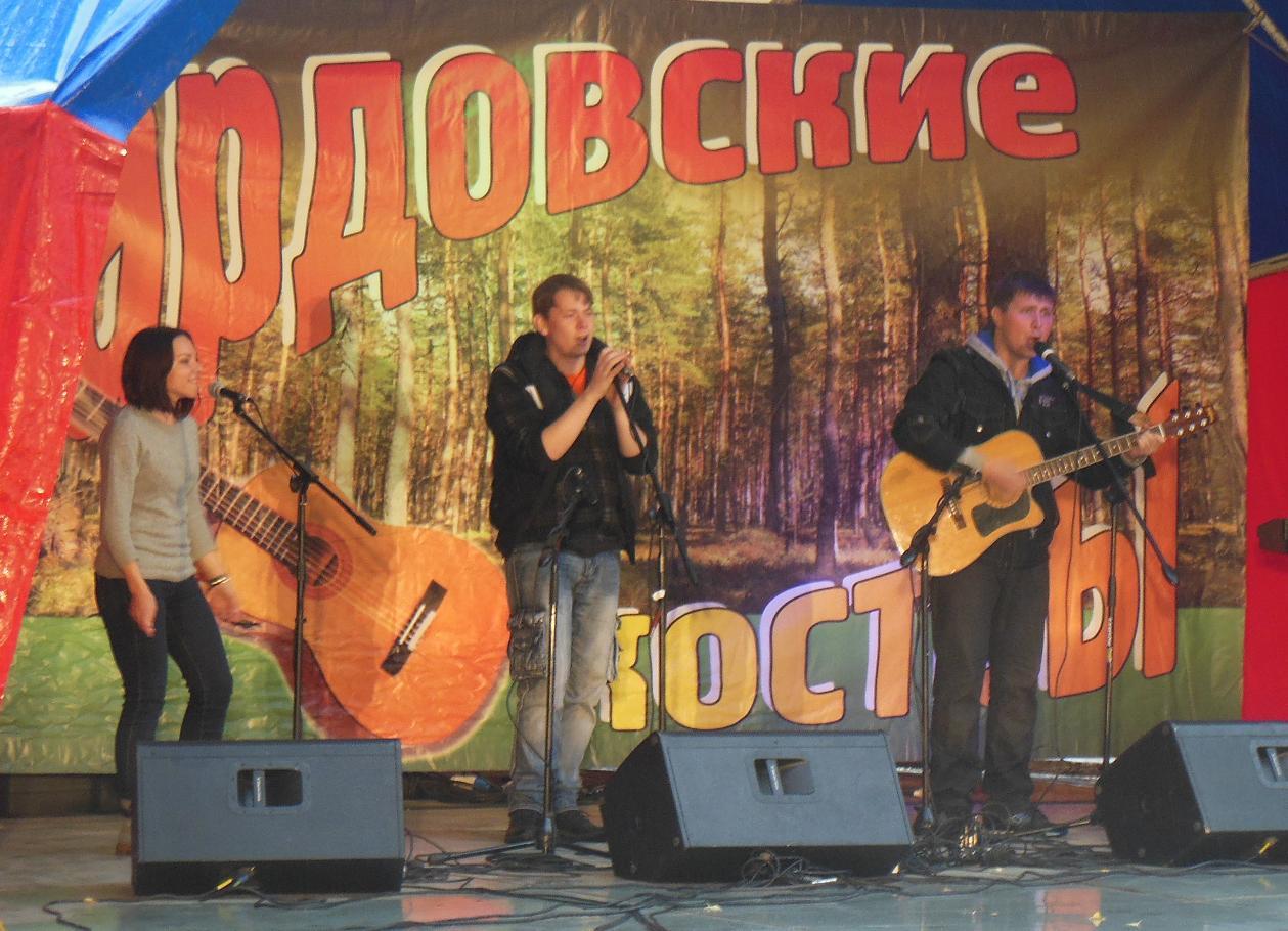 Курагн, фестиваль авторской песни