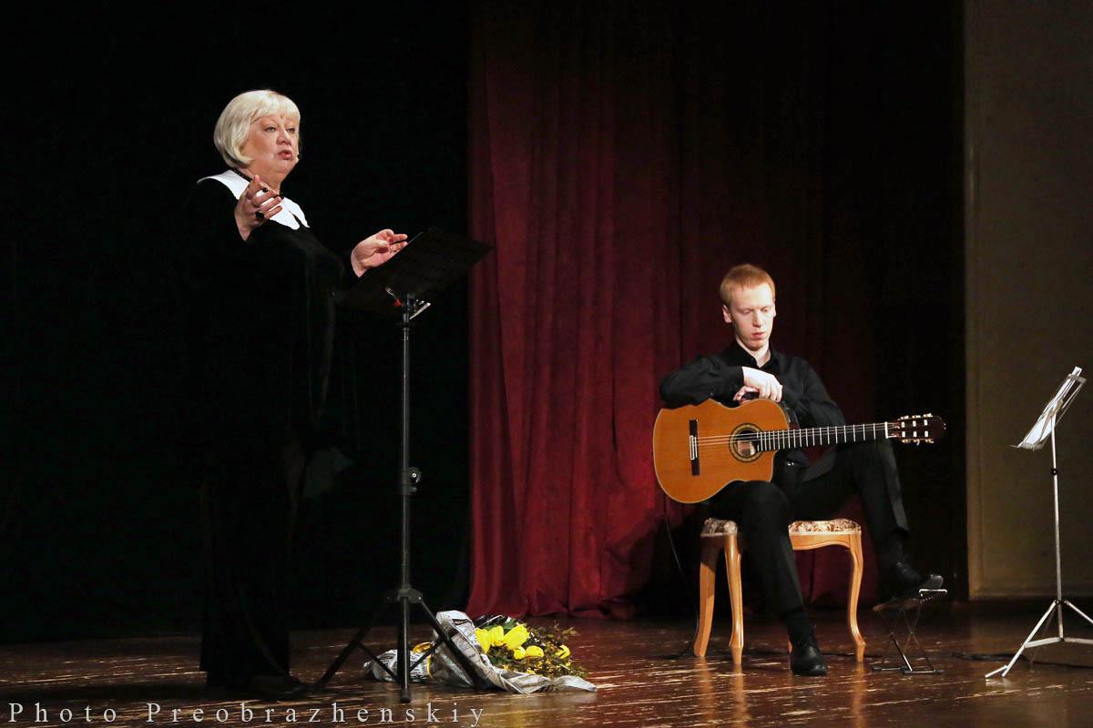народная артистка России Светлана Крючкова
