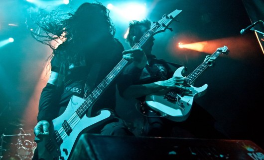 «Arch Enemy» в Кургане