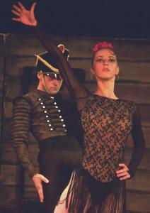 Русский  Национальный Балет, руководители: Елена и Сергей Радченко