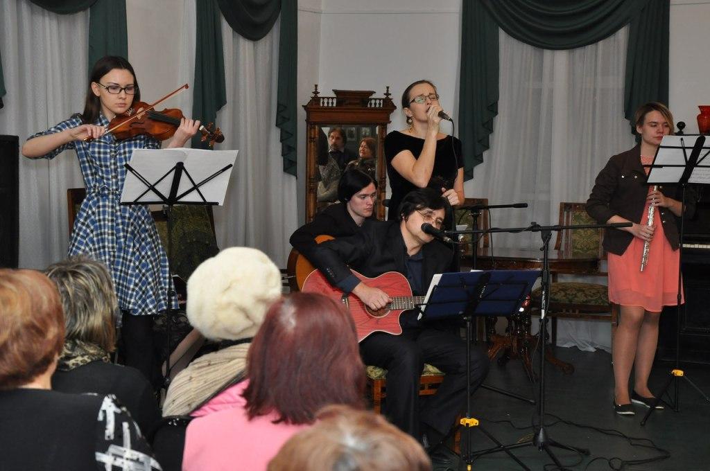 в Кургане прошёл концерт, посвящённый творчеству Владимира Высоцкого