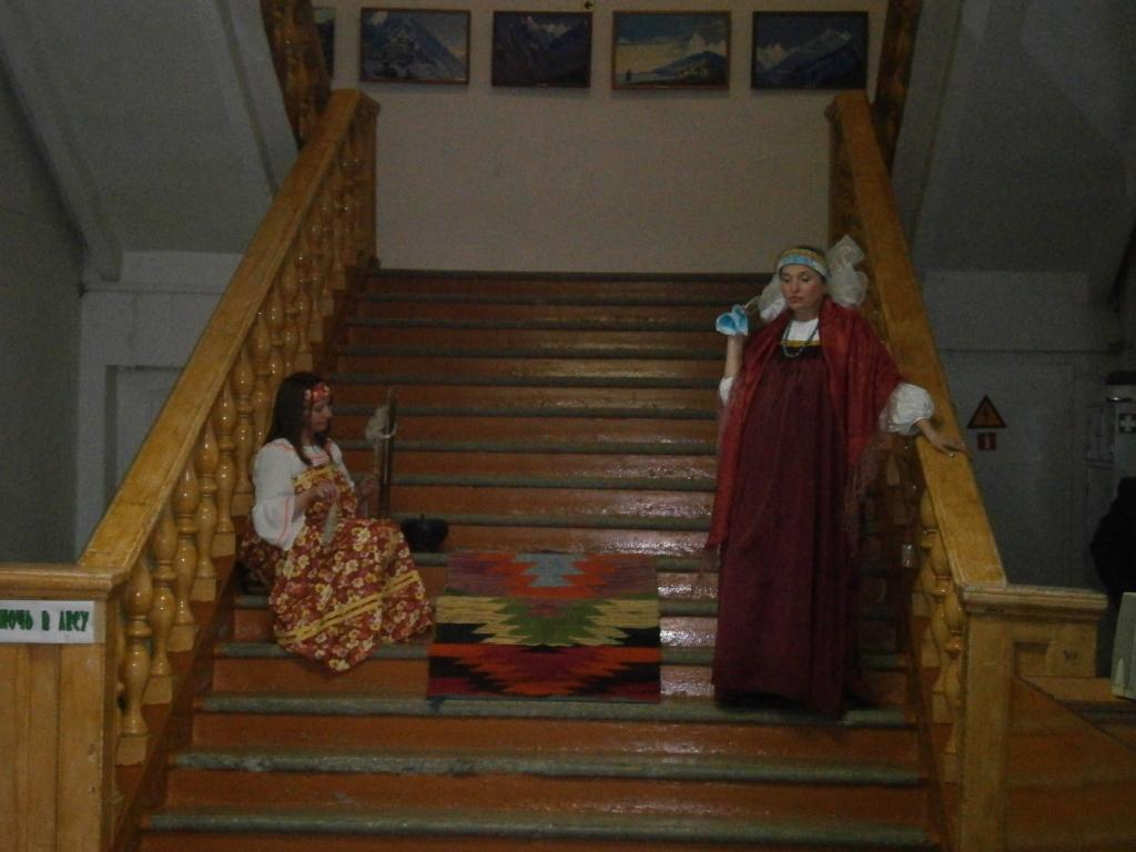 Акция «Ночь в музее» прошла в городе Кургане.