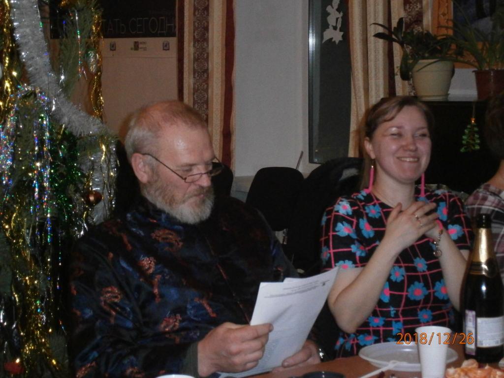 Литературная гостиная «У Светланы»